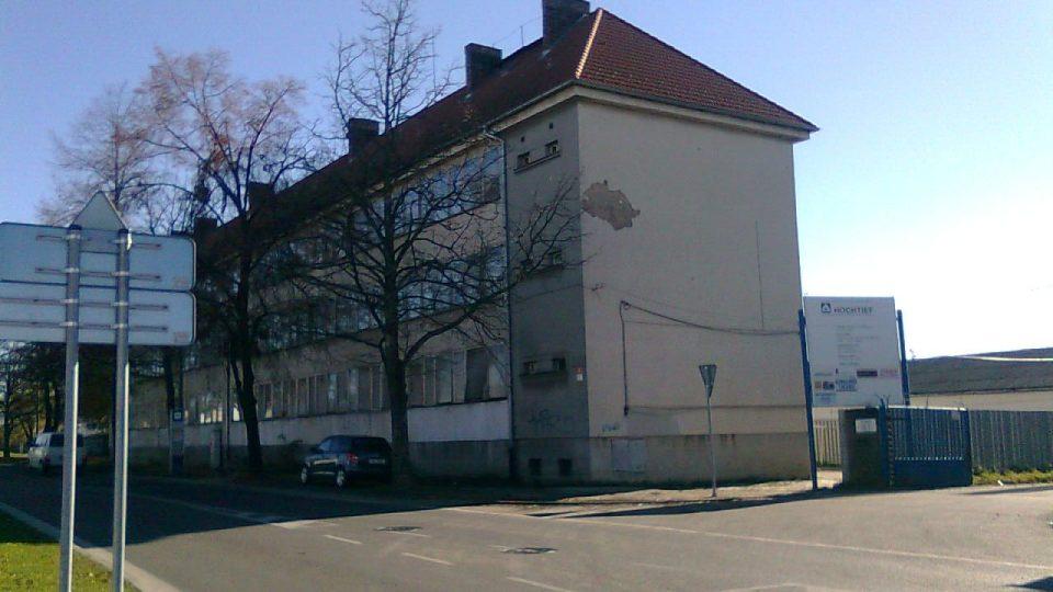 Sociální bydlení na Vrbenské ulici v Českých Budějovicích