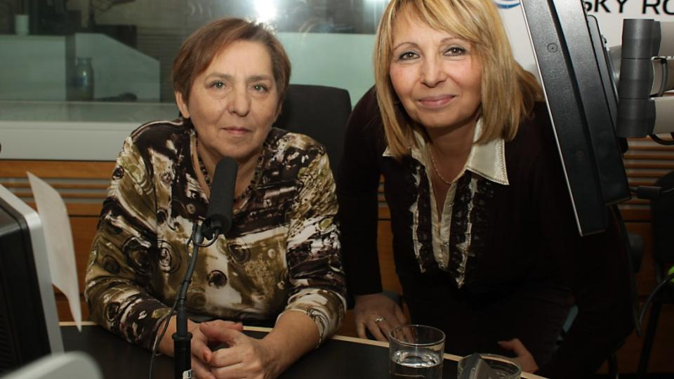 Ida Rozová a Stanislava Lekešová