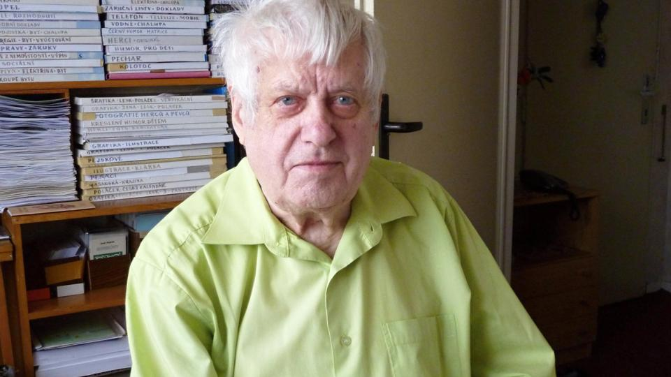 """Autor """"závadného"""" vtipu Josef Poláček"""