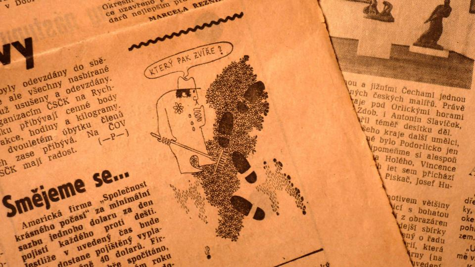 Jiskra Rychnovska 1. srpna 1974, strana 3