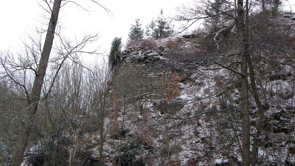 Výběr z fotografií Kožlí z prosince 2008