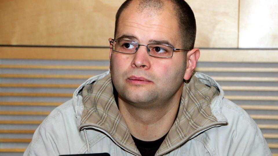 Analytik společnosti Člověk v tísni Daniel Hůle byl hostem Radiožurnálu