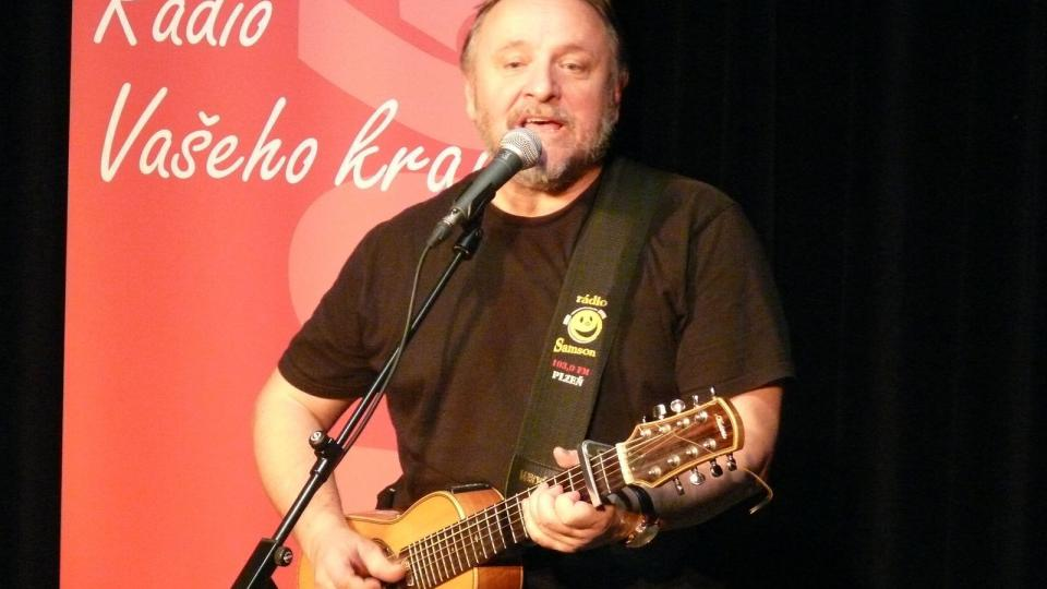 Jaroslav Samson Lenk v Českém rozhlase České Budějovice