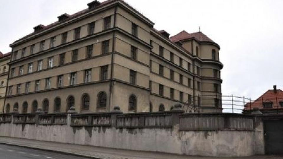 Budova bývalé věznice v Mladé Boleslavi