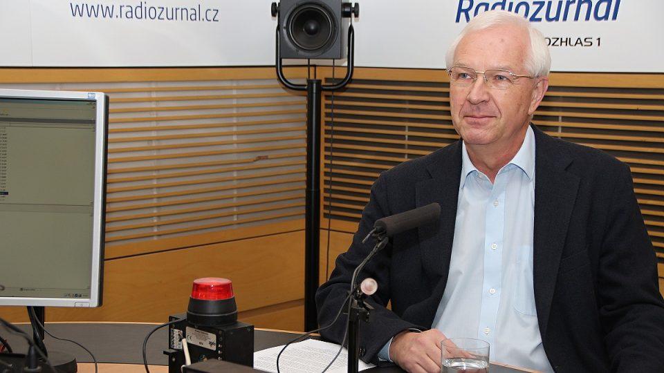 Profesor Jiří Drahoš