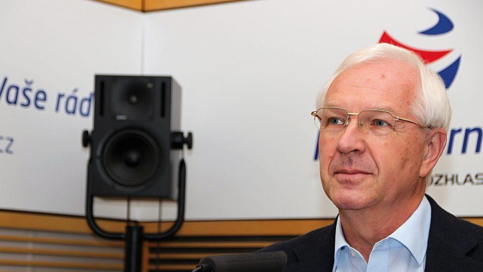 Jiří Drahoš, předseda Akademie věd České republiky