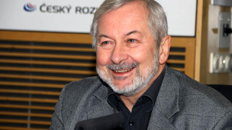 Oldřich Jirsák mluvil o financování vědy