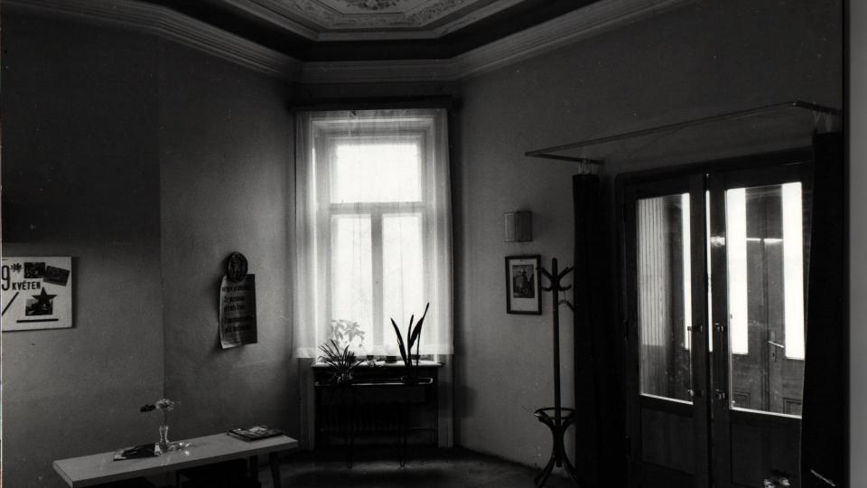 Zámeček - Rok 1976, foto Kamil Wartha
