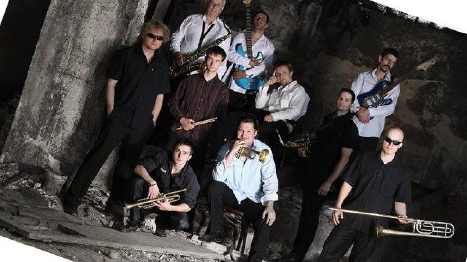 Funk - jazz z Náchoda - kapela Jazz Generation