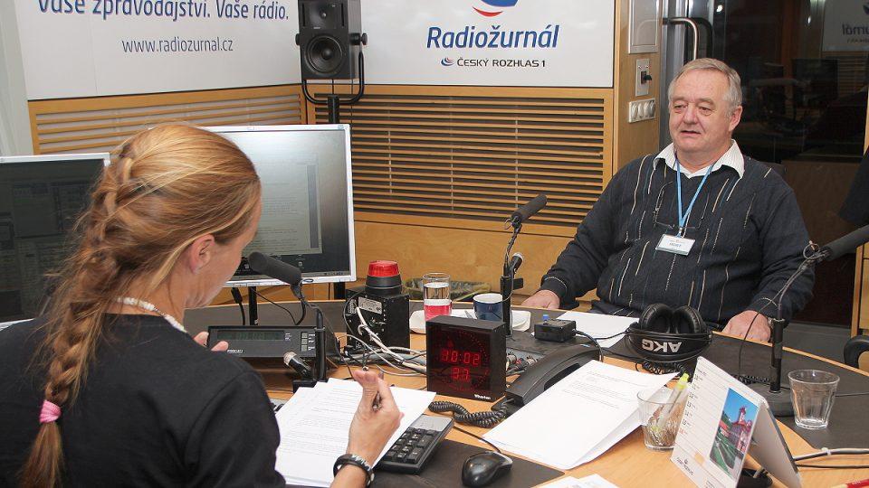 Zdeněk Havlas byl hostem Lucie Výbrné