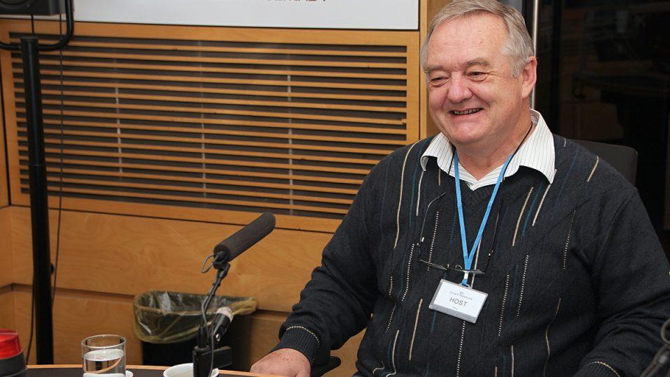 Zdeněk Havlas, dlouholetý ředitel Ústavu organické chemie a biochemie Akademie věd ČR