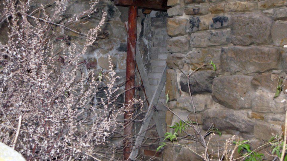 Vyšehořovice v listopadu 2012