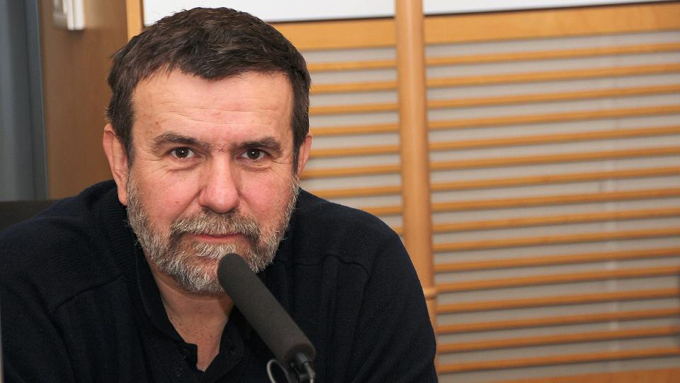 Historik a spisovatel Vlastimil Vondruška