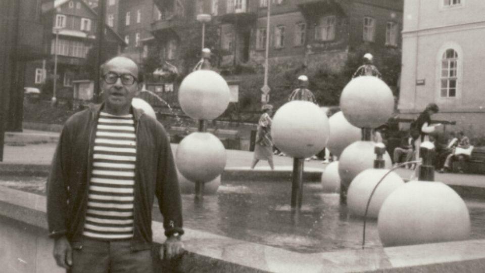 Karel Vaš 1990