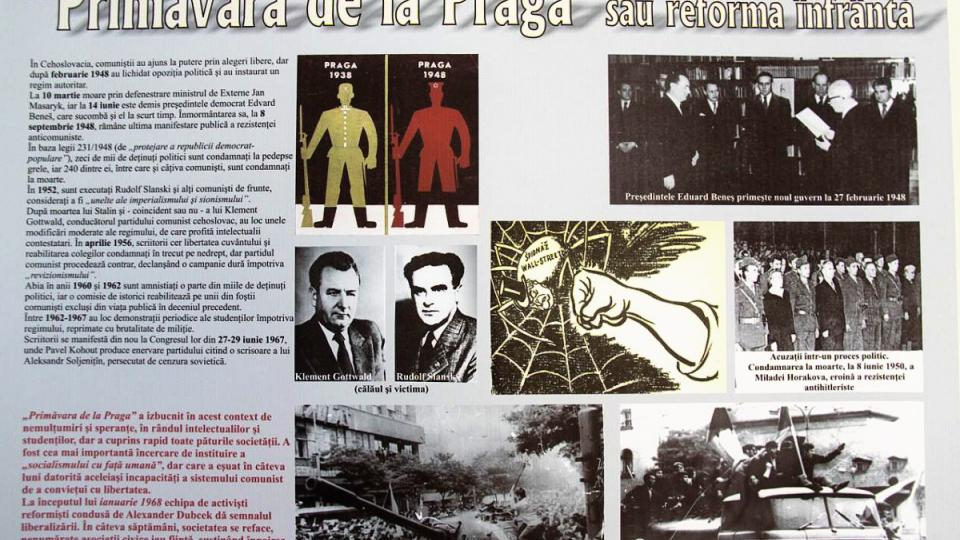 Muzeum revoluce připomíná i události v jiných zemích