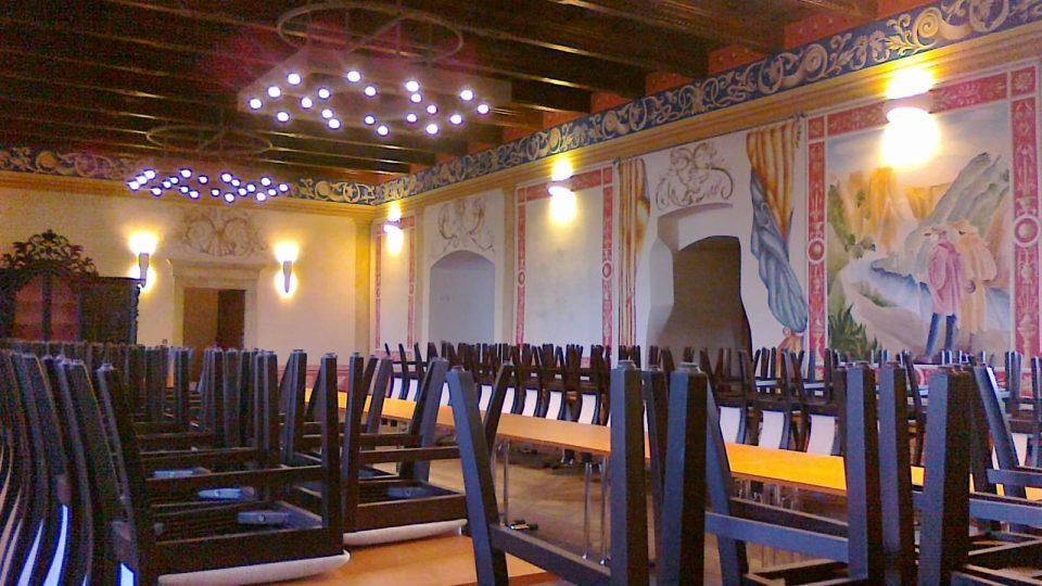 Hlavní sál