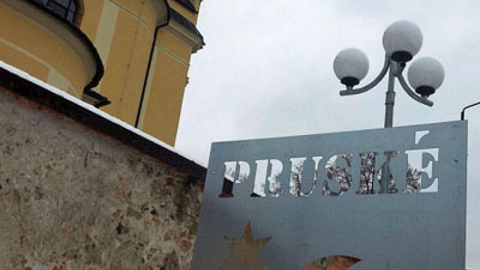 Slovenská vesnice Pruské leží asi 15 kilometrů od hranice s Českem
