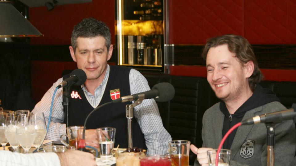 Petr Martinák a Petr Jablonský