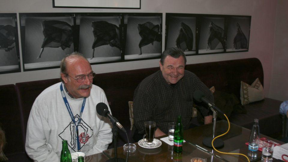 Pavel Nový a Václav Postránecký