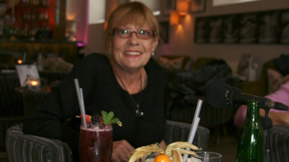 Koktejly a Jana Šulcová