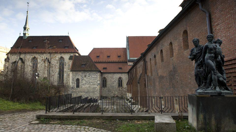 Anežský klášter na Františku