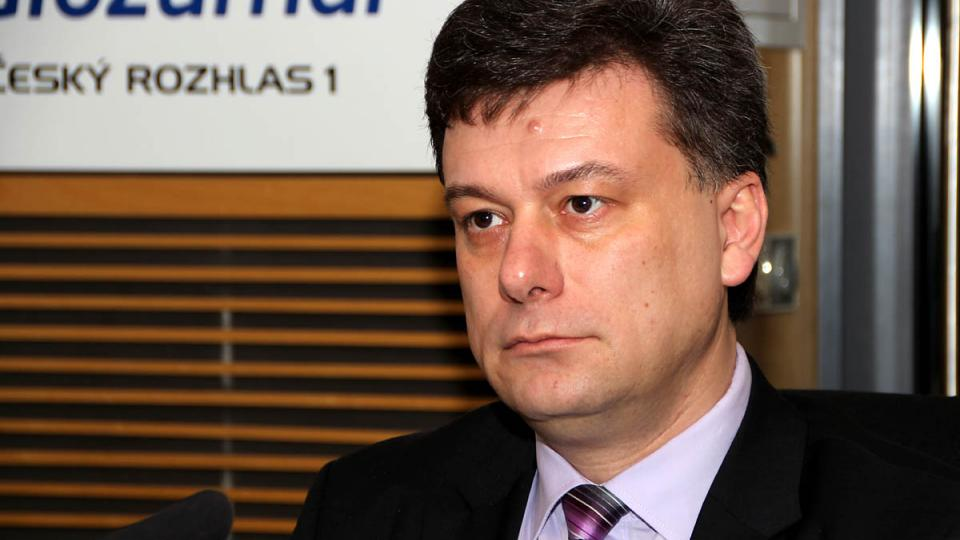 Ministr spravedlnosti Pavel Blažek mluvil o udělení prezidentské amnestie