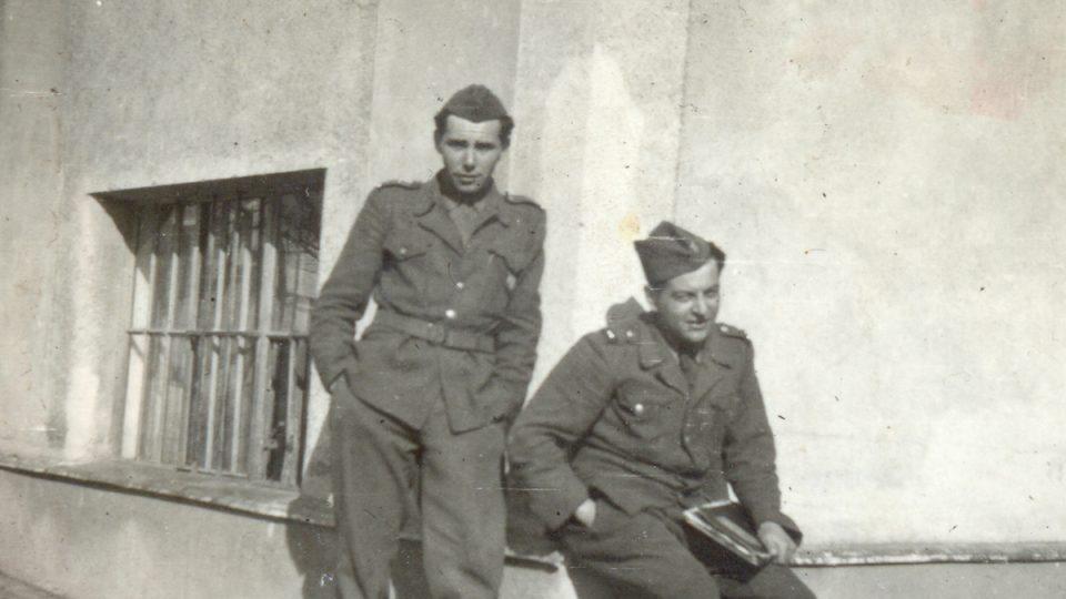 Alexander Gajdoš v roce 1948