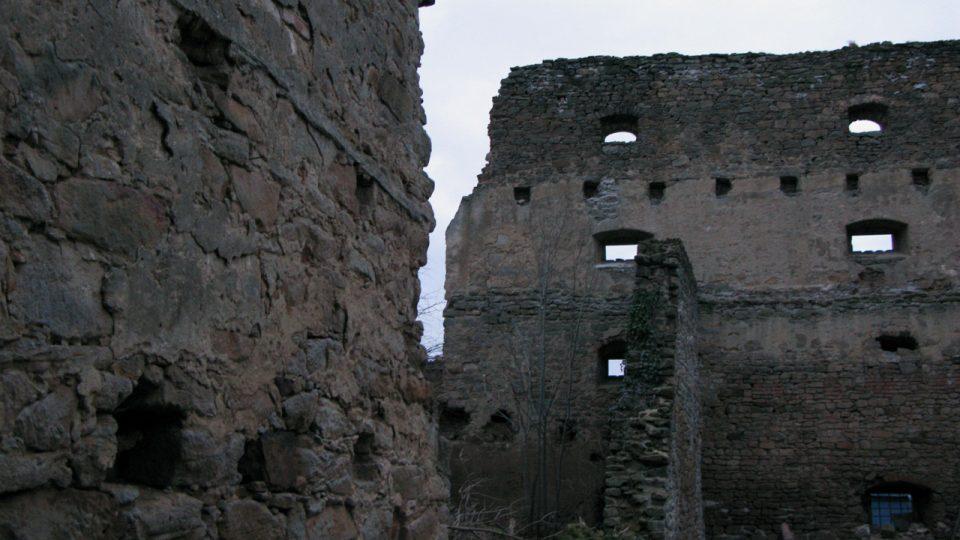 Vyšehořovice na počátku roku 2009