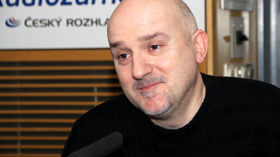 Režisér a animátor Michal Žabka právě dokončuje snímek Čtyřlístek ve službách krále
