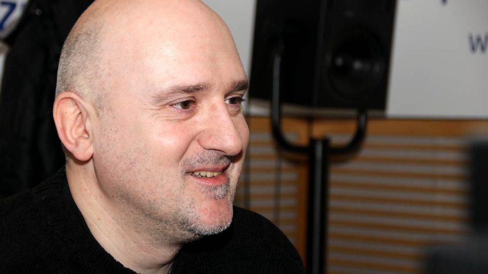 Michal Žabka si oblíbil především postavičku Myšpulína