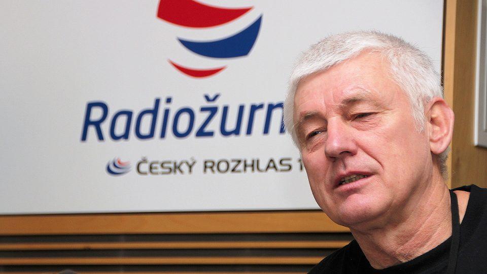 Polární cestovatel Miroslav Jakeš