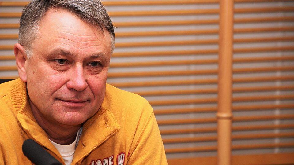 Antonín Procházka hostem Radiožurnálu