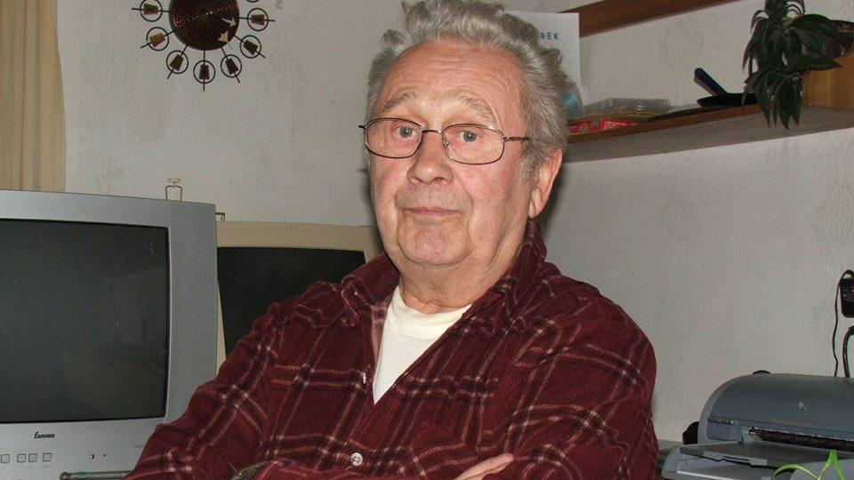 Josef Řepík v roce 2006