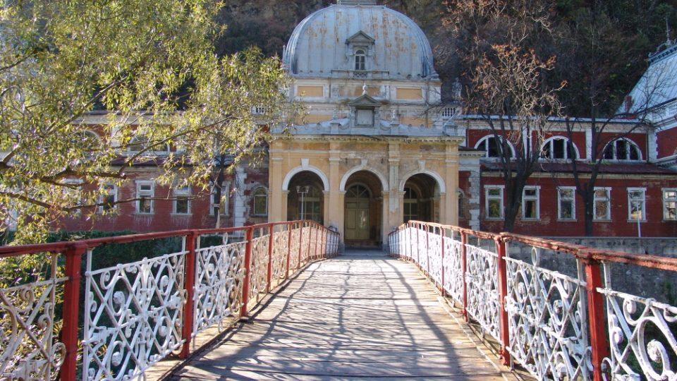 Historické lázně (Herkulovy lázně)