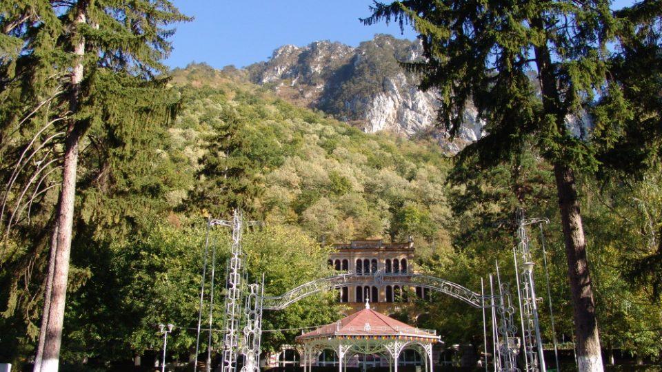 Údolí řeky Cerna (Herkulovy lázně)