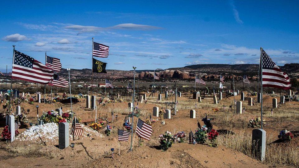 Hřbitov navažských veteránů