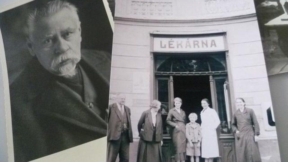 Fotografie z archivu Ivana Prokopa