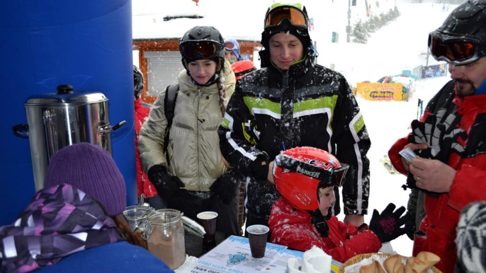 Expedice Yetti - 23. února Ski areál HEIpark Tošovice