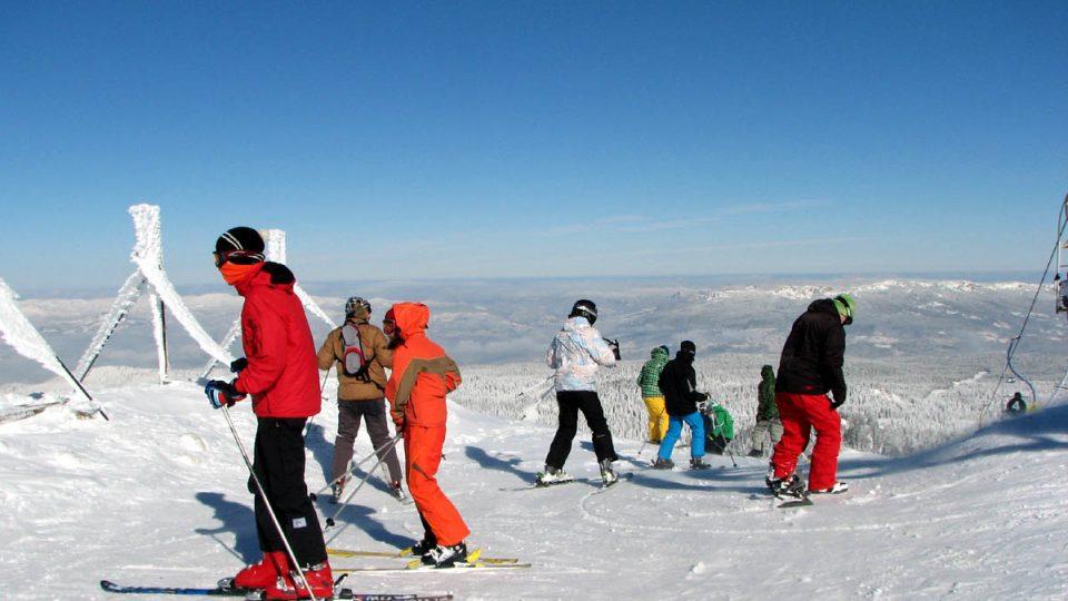 Počet návštěvníků Jahoriny stále stoupá