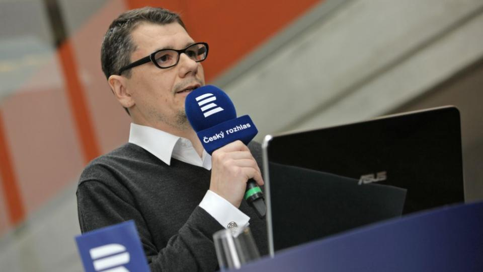 Pavel Zelenka - kreativní ředitel Studia Marvil