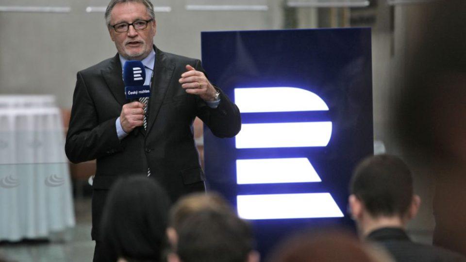 Generální ředitel ČRo Peter Duhan