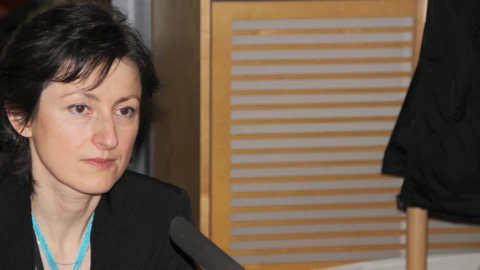 Lenka Eckertová varovala před nebezpečími, která mohou číhat na internetu
