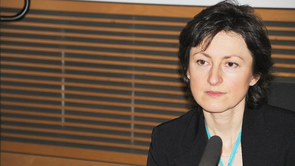 Lenka Eckertová mluvila o bezpečnosti dětí na internetu