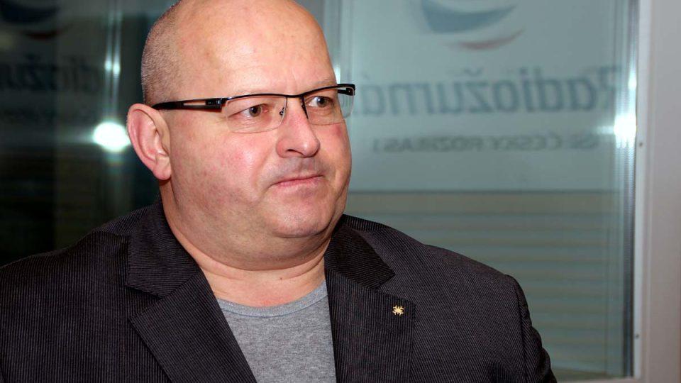 Jaroslav Štefec mluvil o rozpočtu ministerstva obrany
