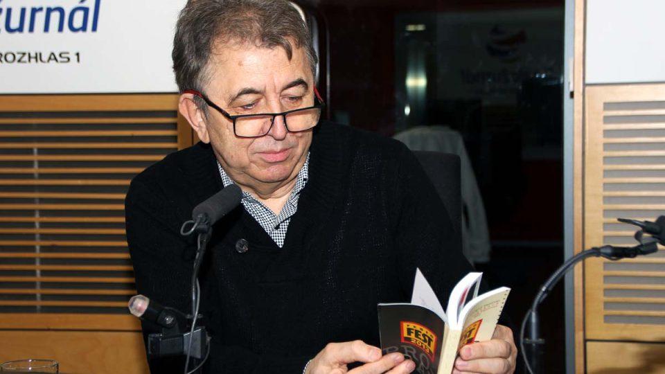 Fero Fenič listuje programem Febiofestu
