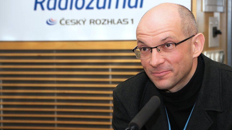 Jaromír Šimša, přednosta Chirurgické kliniky Thomayerovy nemocnice