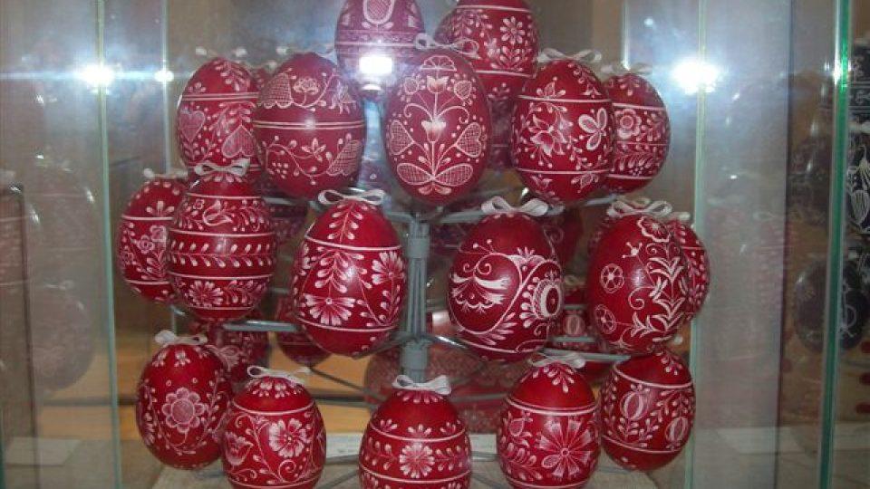 Galerie kraslic Libotenice - kraslice Ludmily Kubálkové