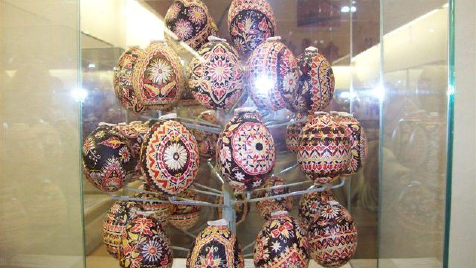 Galerie kraslic Libotenice