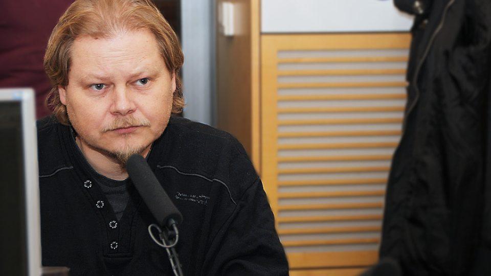 David Jan Žák, autor bestselleru Návrat Krále Šumavy