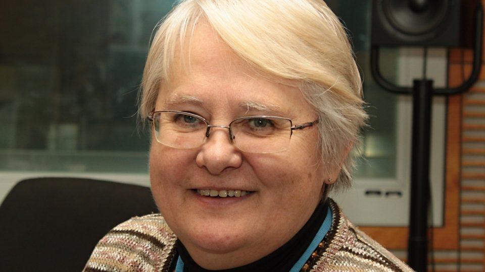 Iva Holmerová